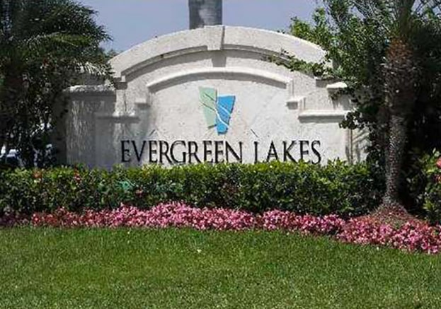 Evergreen Lakes, Coconut Creek, FL, a Kolter Urban Property