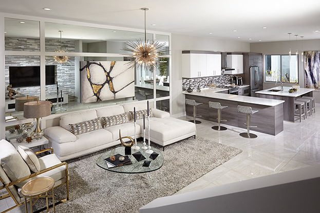 Moderne Boca Interior, by Kolter Urban