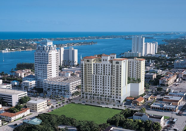 One City Plaza, West Palm Beach, a Kolter Urban Property
