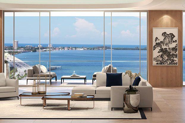 The Ritz-Carlton Residences, Sarasota Interior, by Kolter Urban