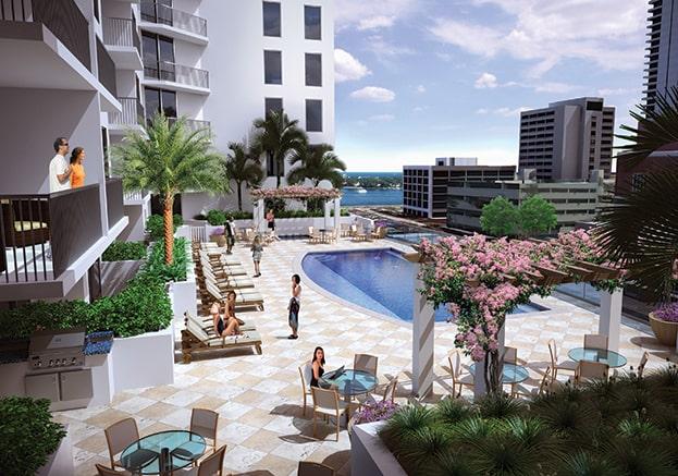 The Alexander West Palm Beach FL, a Kolter Urban Property