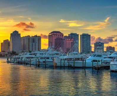 West Palm Beach City Skyline, Kolter Urban