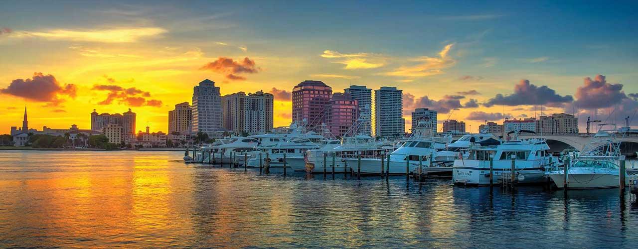 West Palm Beach City Skyline, Kolter Urban
