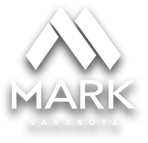 Mark Sarasota logo by Kolter Urban
