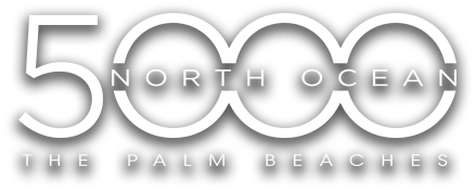 5000 North Ocean The Palm Beaches logo by Kolter Urban