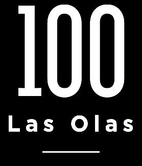 100 Las Olas logo Fort Lauderdale by Kolter Urban