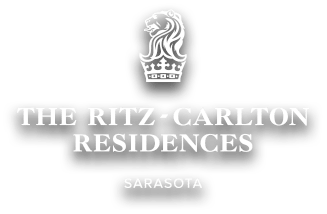 The Ritz-Carlton Residences, Sarasota FL logo by Kolter Urban