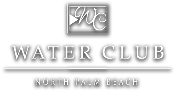 Water Club North Palm Beach Logo by Kolter Urban