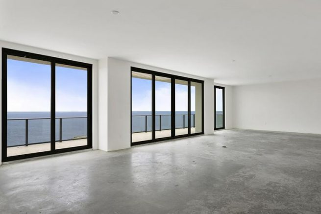 ONE St. Pete penthouse interior