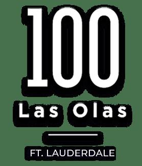 100 Las Olas Logo