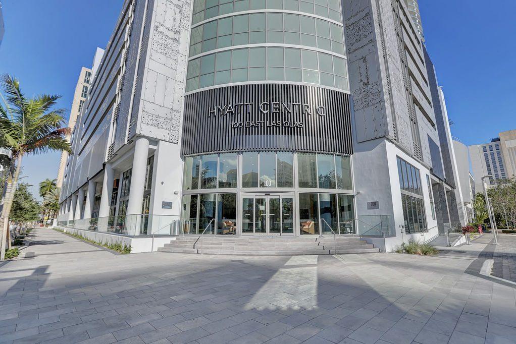 Hyatt Centric Exterior