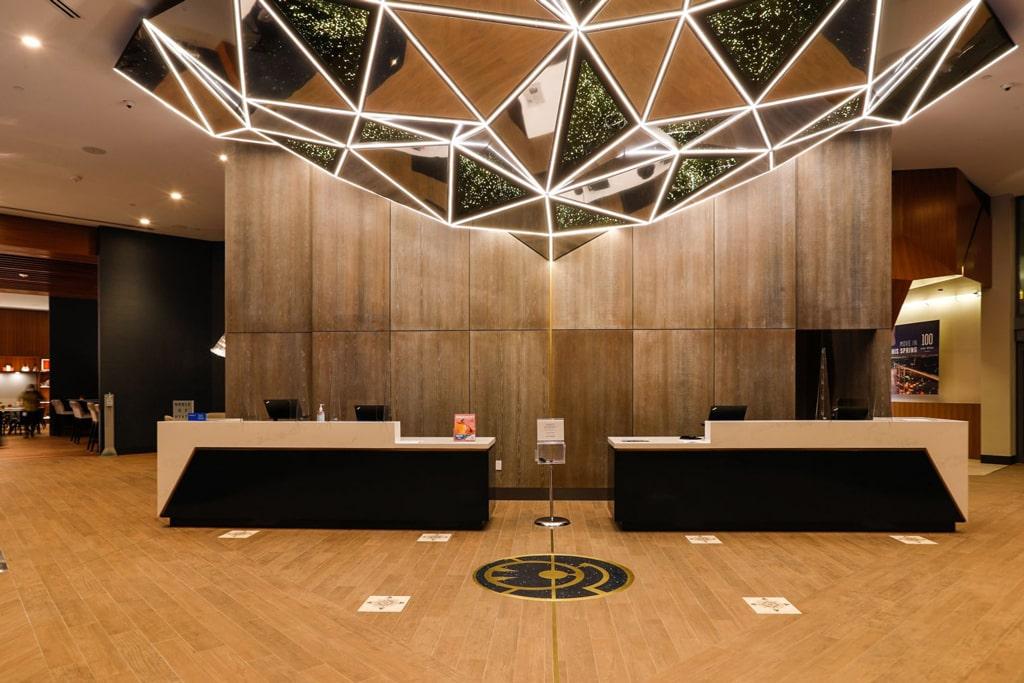 Hyatt Centric Lobby Desk