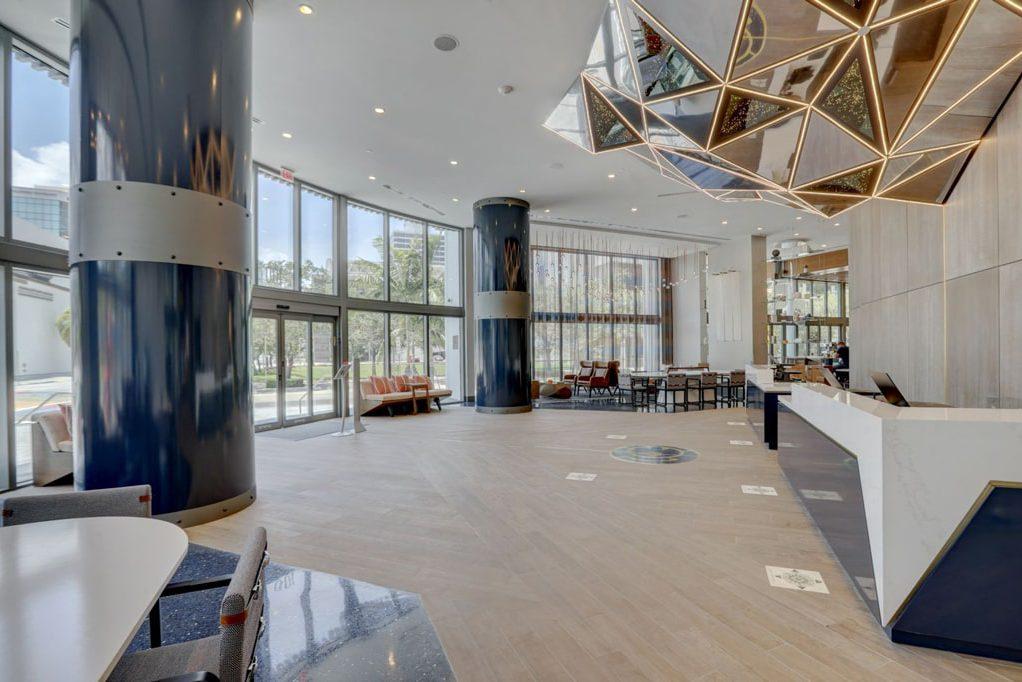 Hyatt Centric Lobby