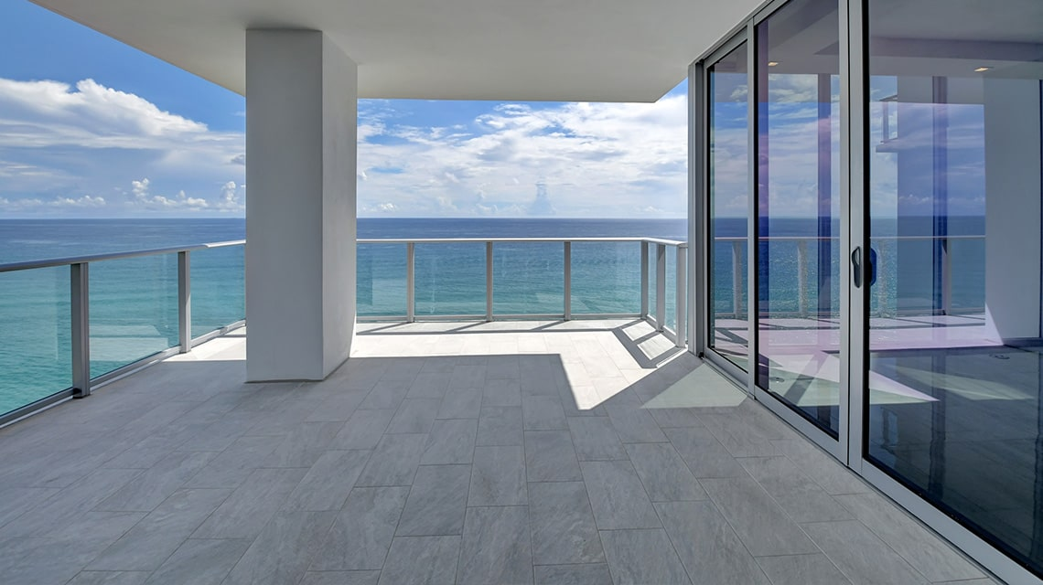 5000 North Ocean Seabreeze South 1801 terrace
