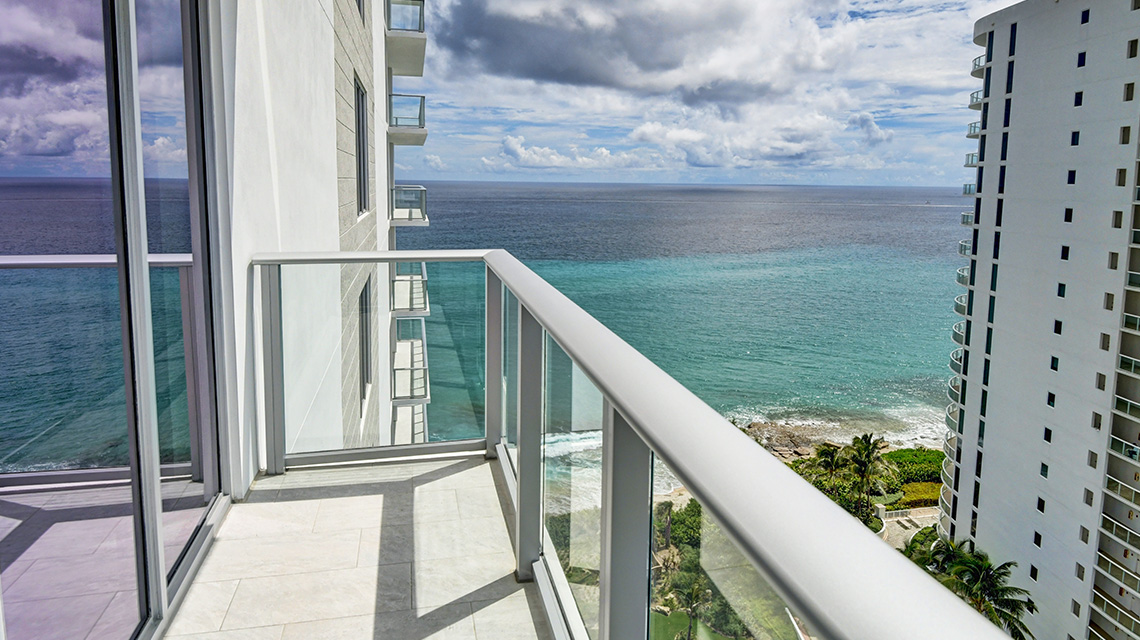 5000 North Ocean Seabreeze South 1603 view