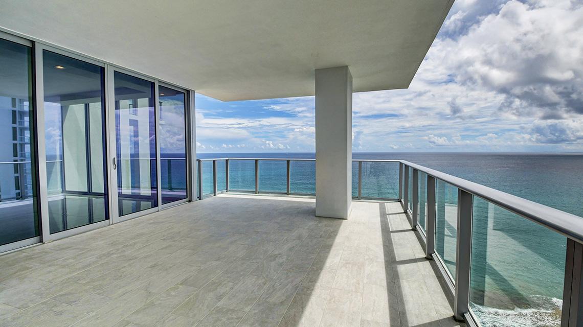 5000 North Ocean Seabreeze South 1603 terrace