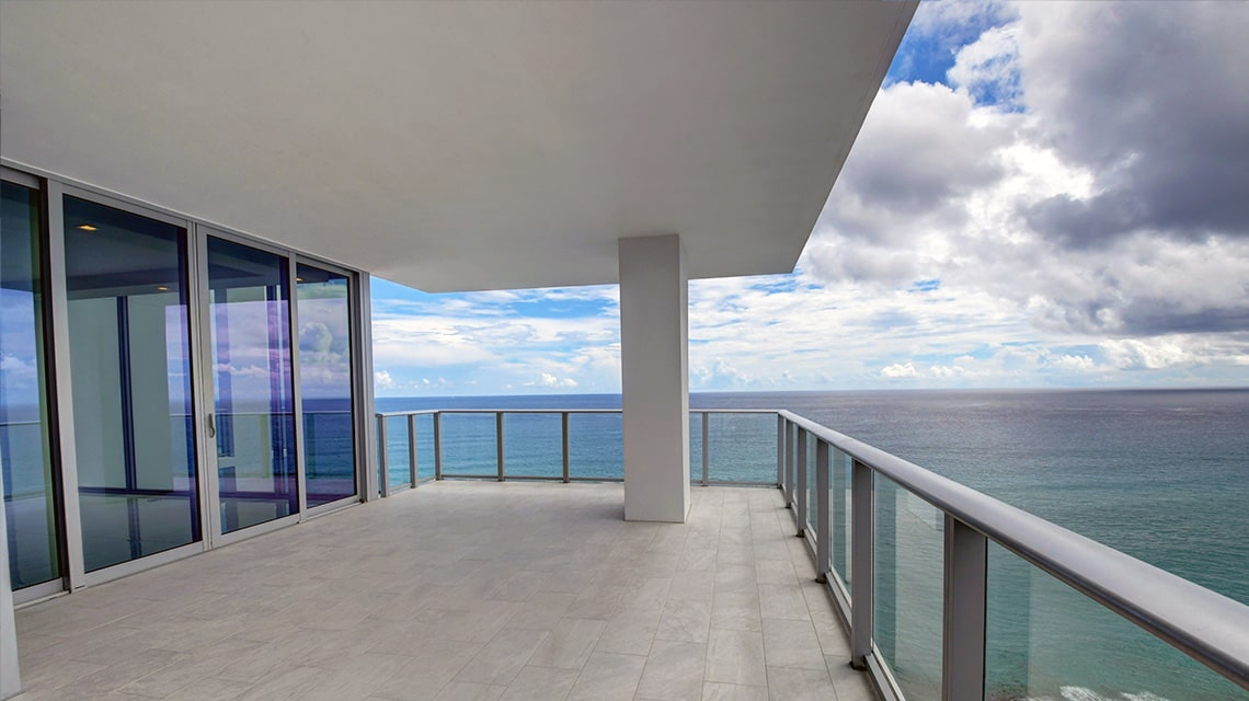 5000 North Ocean Seabreeze 1703 terrace