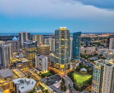 Fort Lauderdale's tallest building has 50 condos left. Here's who will sell them