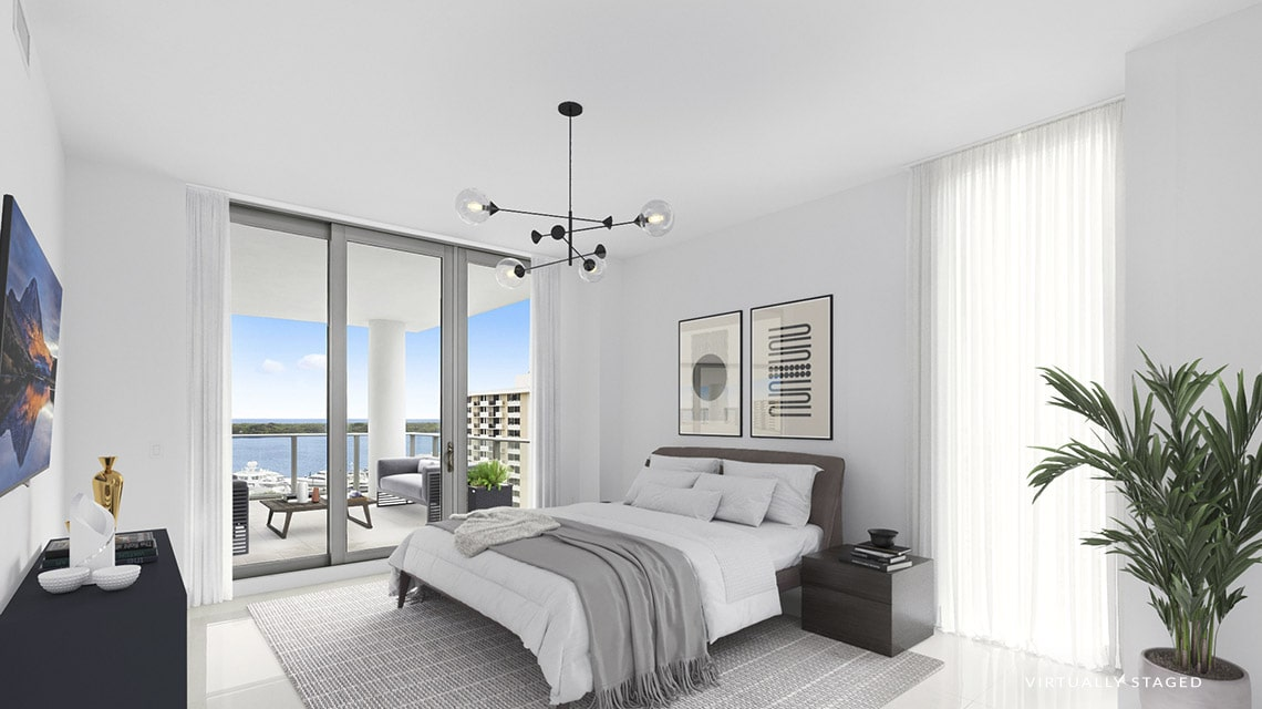 virtual rendering of sapphire owners suite
