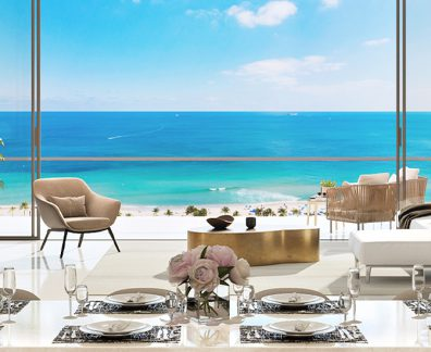 Fort Lauderdale Luxury Oceanfront Condominiums