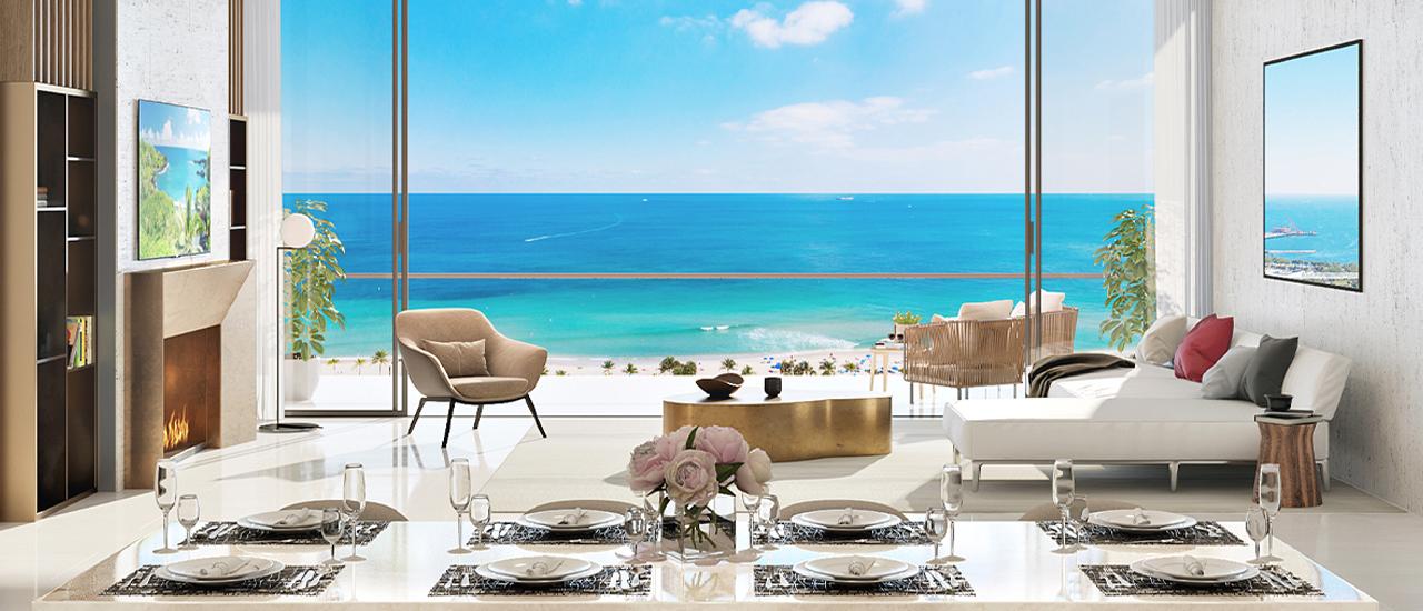 Fort Lauderdale Luxury Oceanfront Condominiums