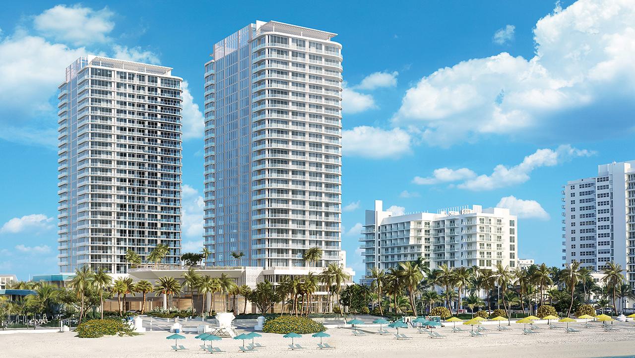 Selene Oceanfront Residences Fort Lauderdale